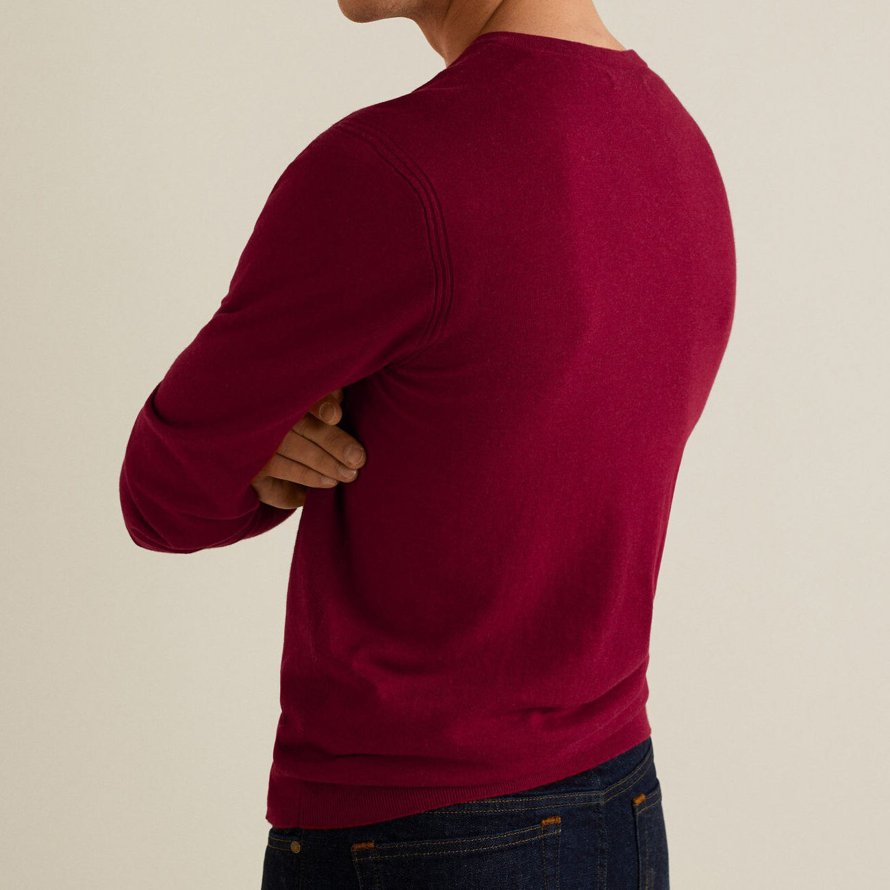 پلیور مردانه مانگو مدل R527 -  - 5