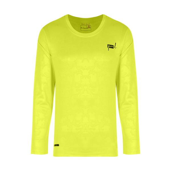 تی شرت ورزشی مردانه پانیل مدل 106F