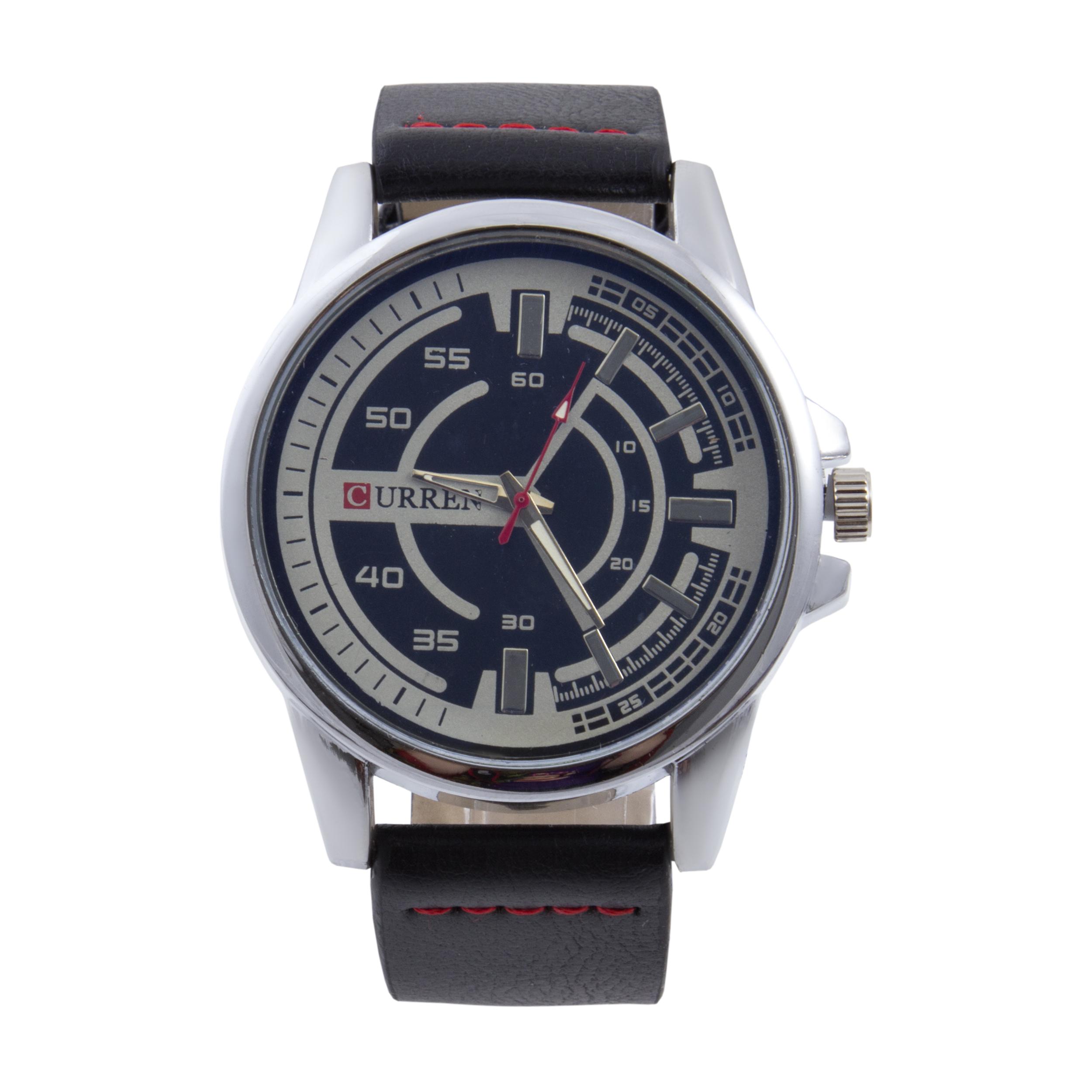 قیمت                         ساعت مچی عقربه ای مردانه کد WHM_102