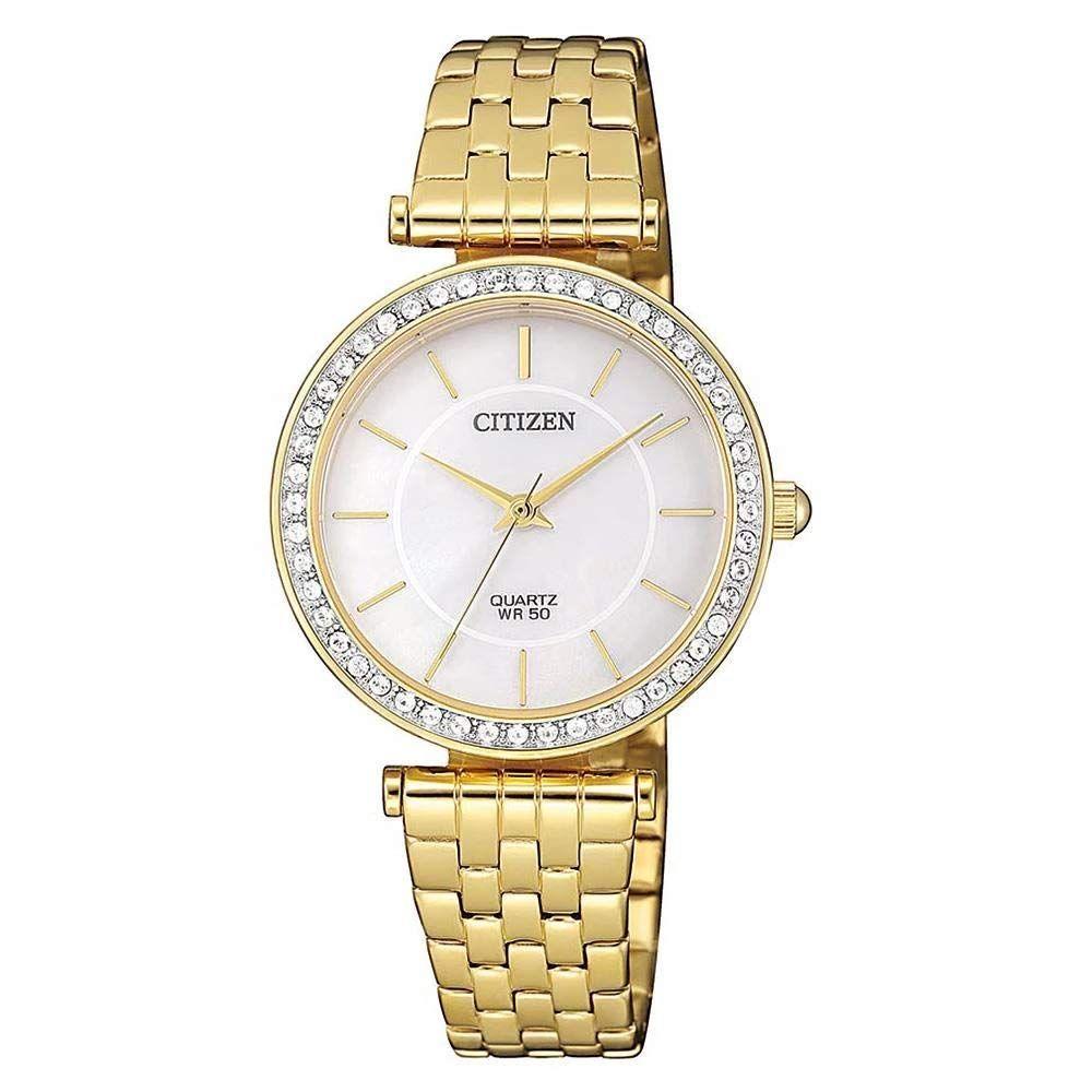 ساعت مچی عقربه ای زنانه سیتی زن مدل ER0212-50D