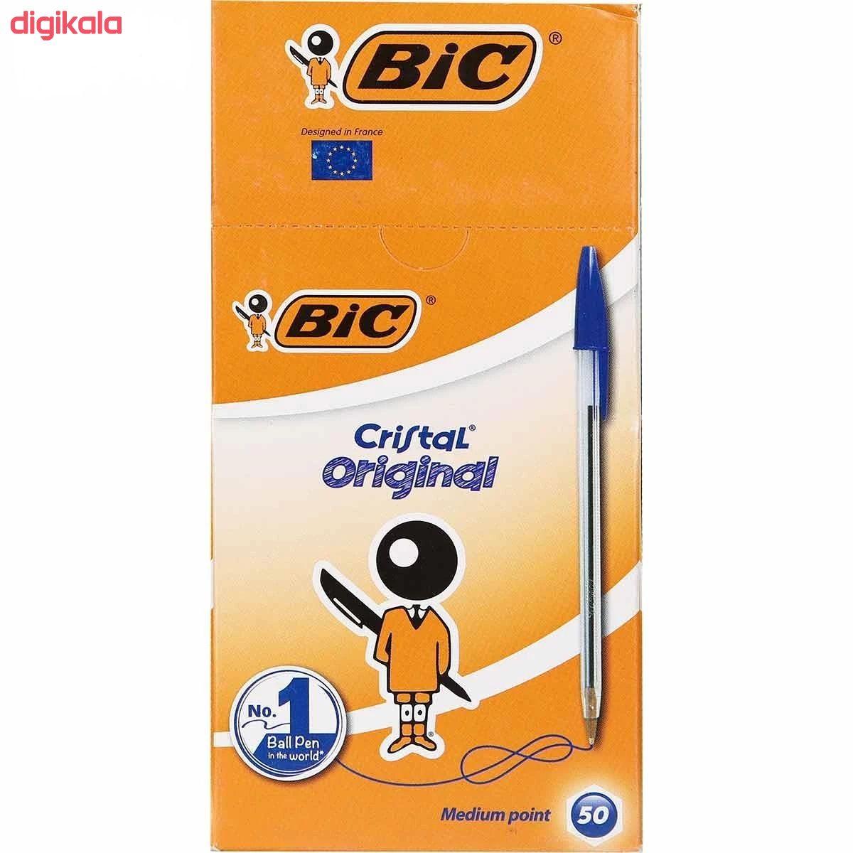 خودکار بیک مدل کریستال اورجینال کد BB02 بسته 2 عددی main 1 3