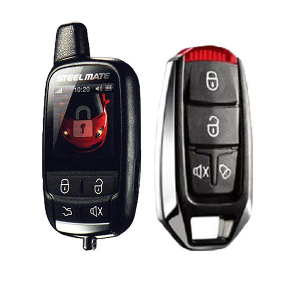 دزدگیر خودرو استیل میت مدل Ranger-4328 single
