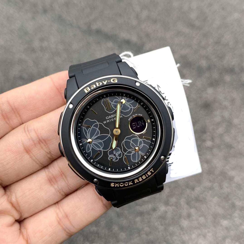 خرید                                      ساعت مچی عقربه ای زنانه کاسیو مدل BGA-150FL-1A
