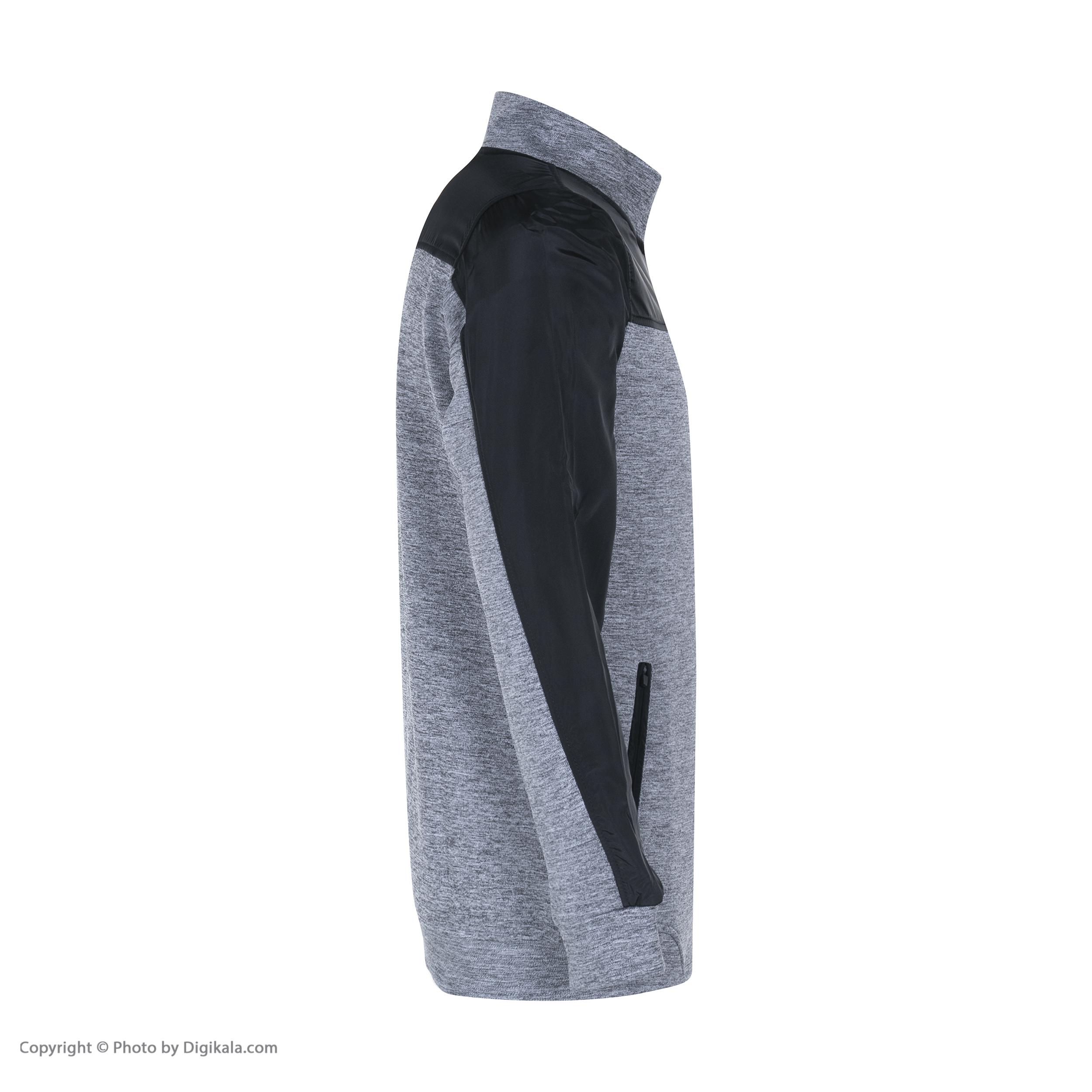 خرید                                     سویشرت مردانه جامه پوش آرا مدل 4101068210-90