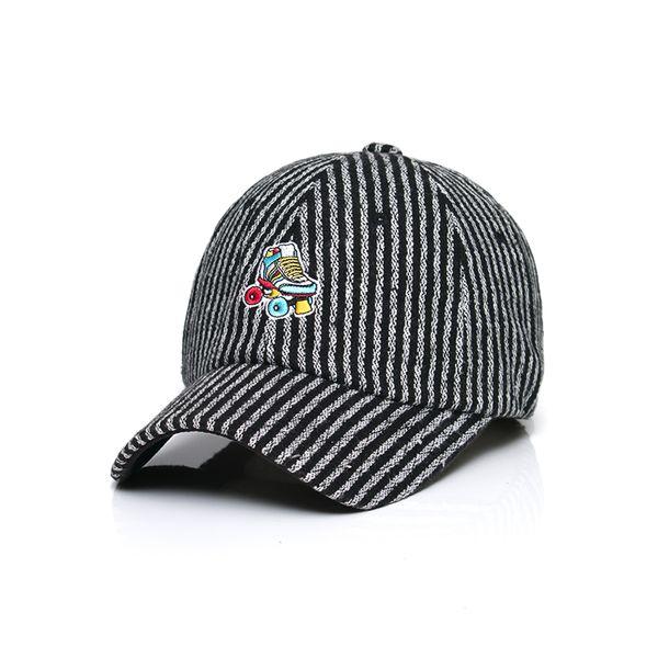 کلاه کپ مردانه مدل Roller Skate کد 2127