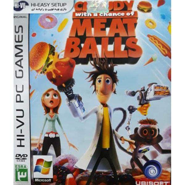 بازی CLOUDY MEAT BALLS مخصوص PC