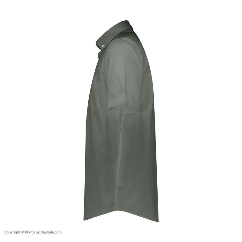 پیراهن آستین کوتاه مردانه زی مدل 153139314