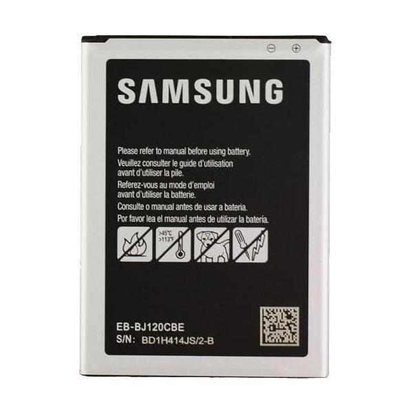 باتری موبایل مدل EB-BJ120CBEE ظرفیت 2050 میلی آمپر ساعت مناسب برای گوشی موبایل سامسونگ Galaxy J1 2016/J120