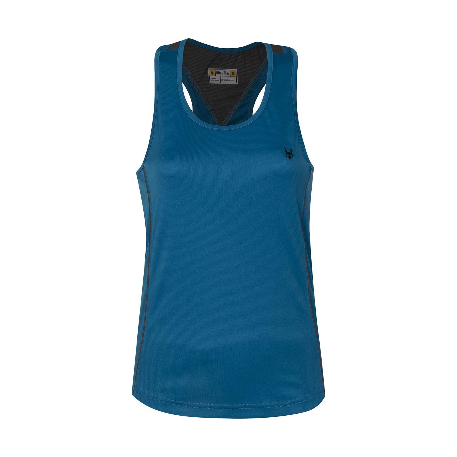 تاپ ورزشی زنانه مل اند موژ مدل W06339-410 -  - 2