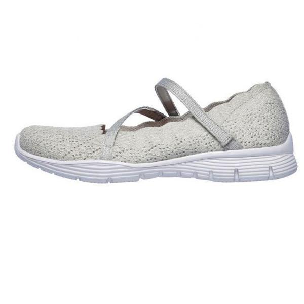 کفش پیاده روی زنانه اسکچرز مدل 49624NAT