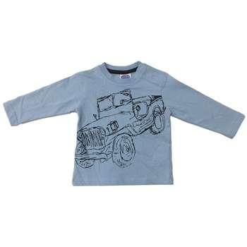 تی شرت آستین بلند نوزادی ونیس مدل jeep