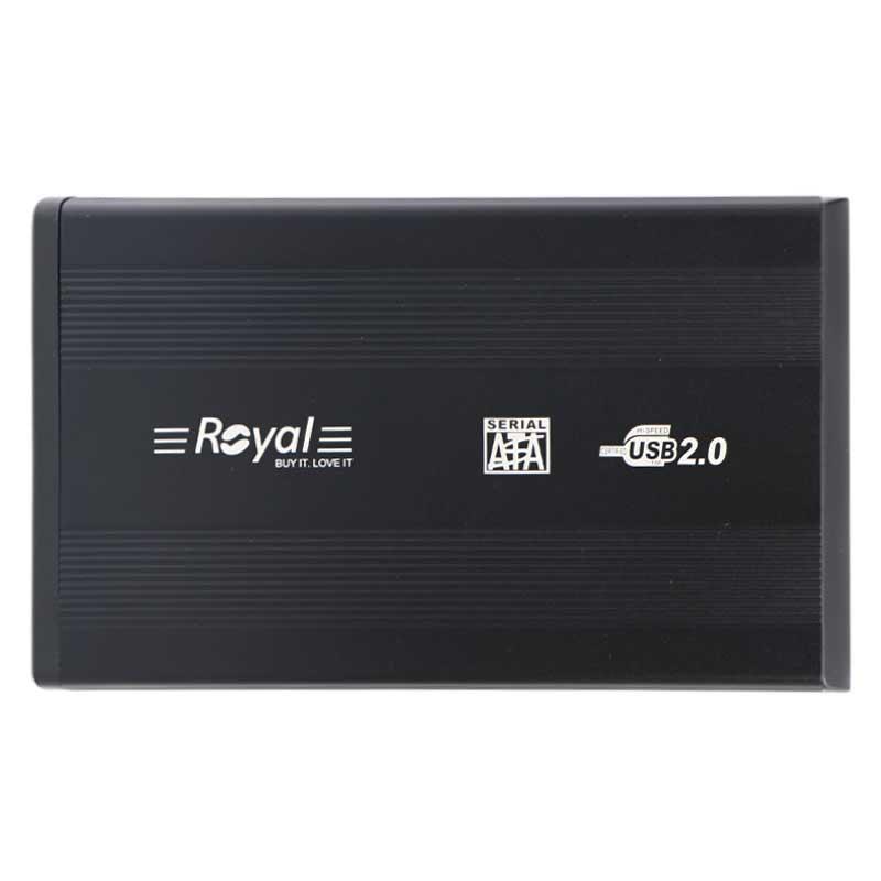قاب هارد اکسترنال 3.5 اینچی رویال مدل RH-3520
