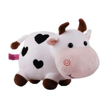 عروسک طرح گاو ارتفاع 21 سانتی متر