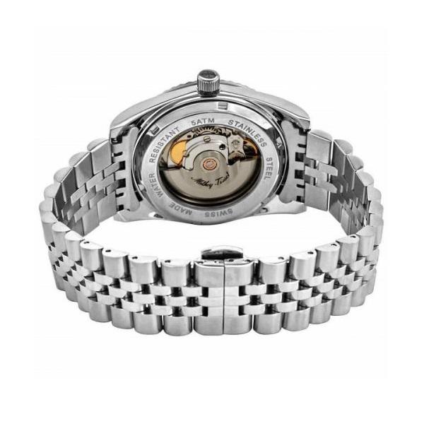 ساعت مچی عقربهای مردانه متی تیسوت مدل H1810ATAN
