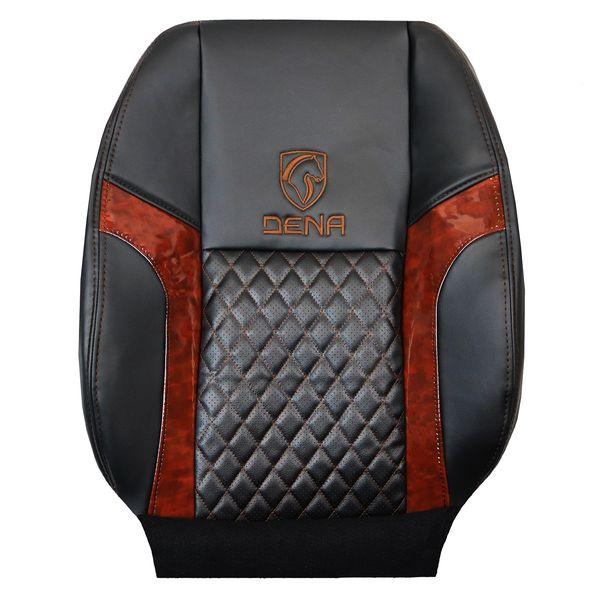 روکش صندلی خودرو کد َA73 مناسب برای دنا غیر اصل