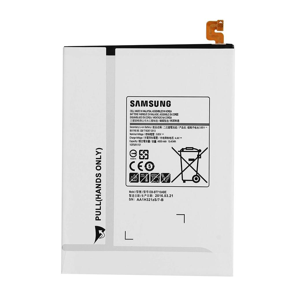 باتری تبلت مدل EB-BT710ABA ظرفیت 4000 میلی آمپر ساعت مناسب برای تبلت سامسونگ Galaxy Tab S2 8.0 inch