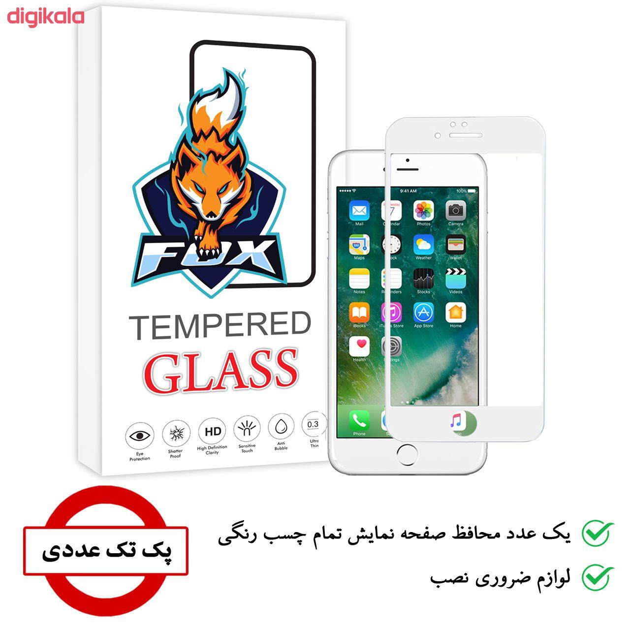 محافظ صفحه نمایش فوکس مدل PT001 مناسب برای گوشی موبایل اپل Iphone 6/6s main 1 1