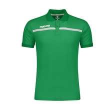 پولوشرت ورزشی مردانه مکرون مدل جمیرا رنگ سبز