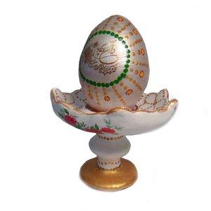 تخم مرغ تزیینی طرح و ان یکاد کد JSD01