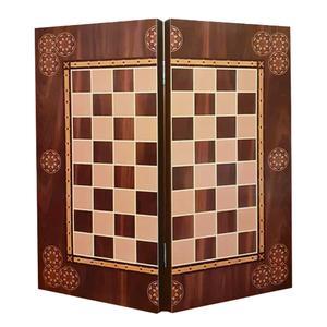 تخته شطرنج مدل 0001