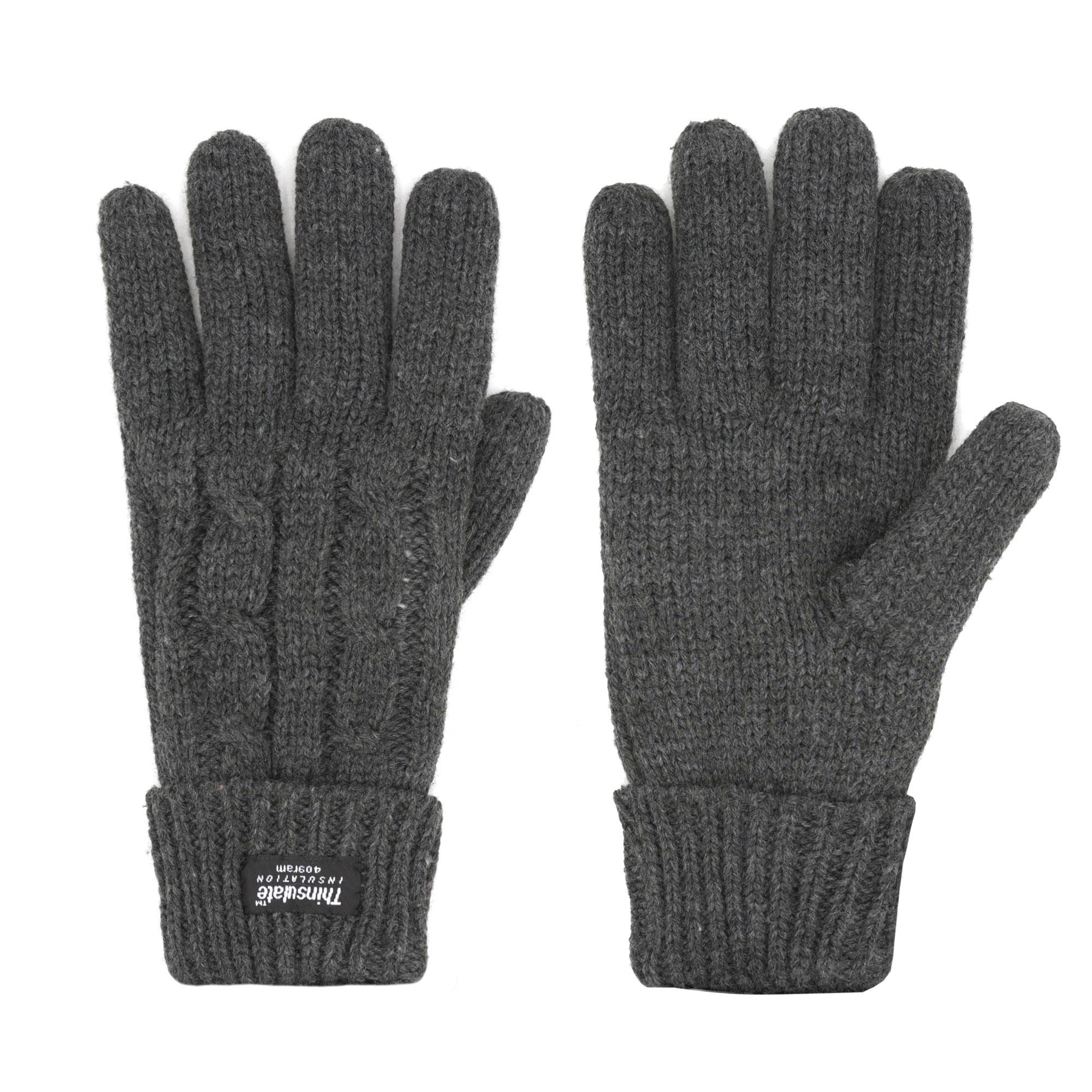 دستکش بافتنی زنانه آردن کد D03 B