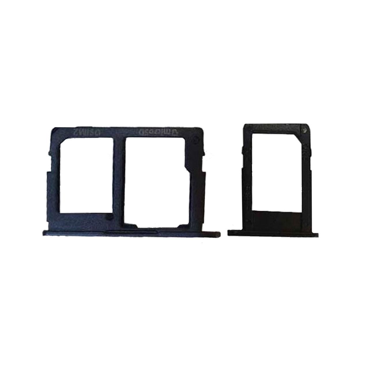 خشاب سیمکارت هورس مدل SCH مناسب برای گوشی موبایل سامسونگ Galaxy J7 2017 به همراه خشاب کارت حافظه