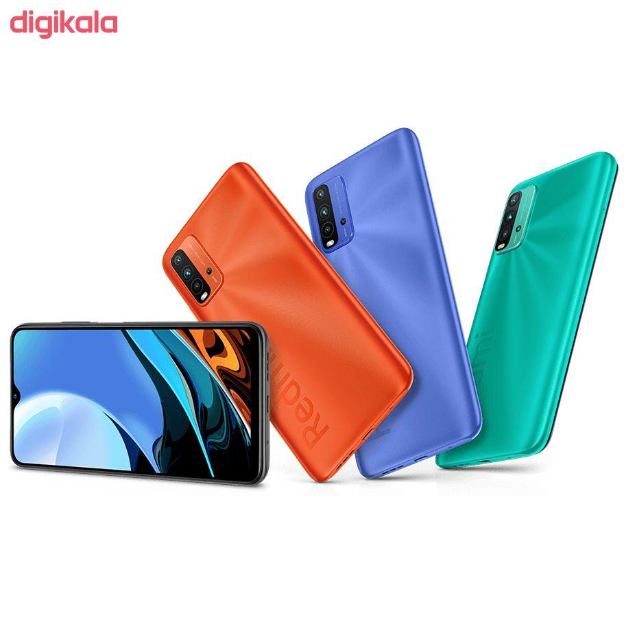 گوشی موبایل شیائومی مدل redmi 9T M2010J19SG ظرفیت 128 گیگابایت و رم 4 گیگابایت main 1 7