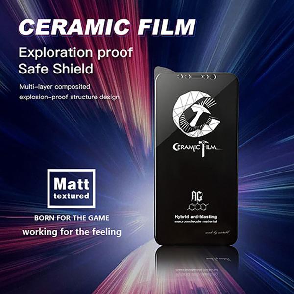 محافظ صفحه نمایش سرامیکی میتوبل مدل FLCEM22st مناسب برای گوشی موبایل سامسونگ Galaxy A50 thumb 2 1