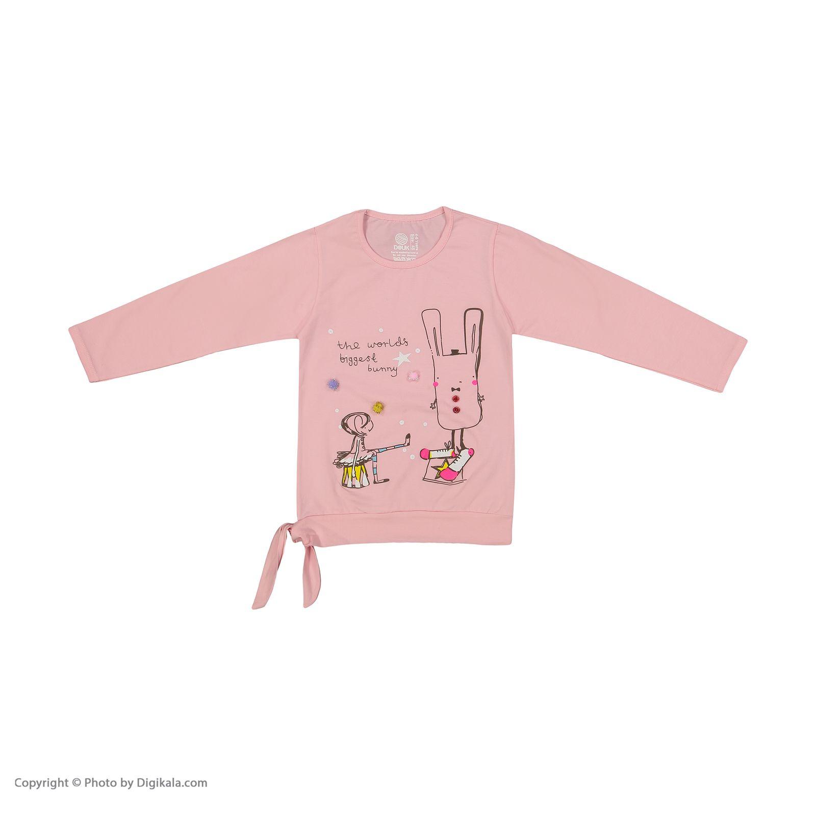 تی شرت دخترانه سون پون مدل 1391358-21 -  - 3