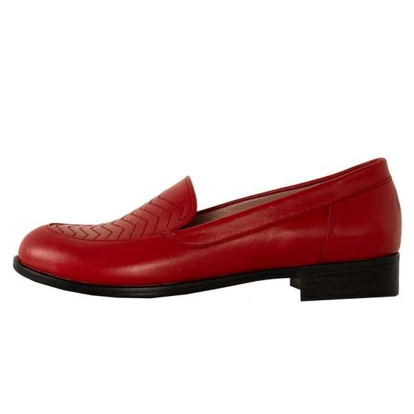 کفش زنانه پارینه چرم مدل show72-2