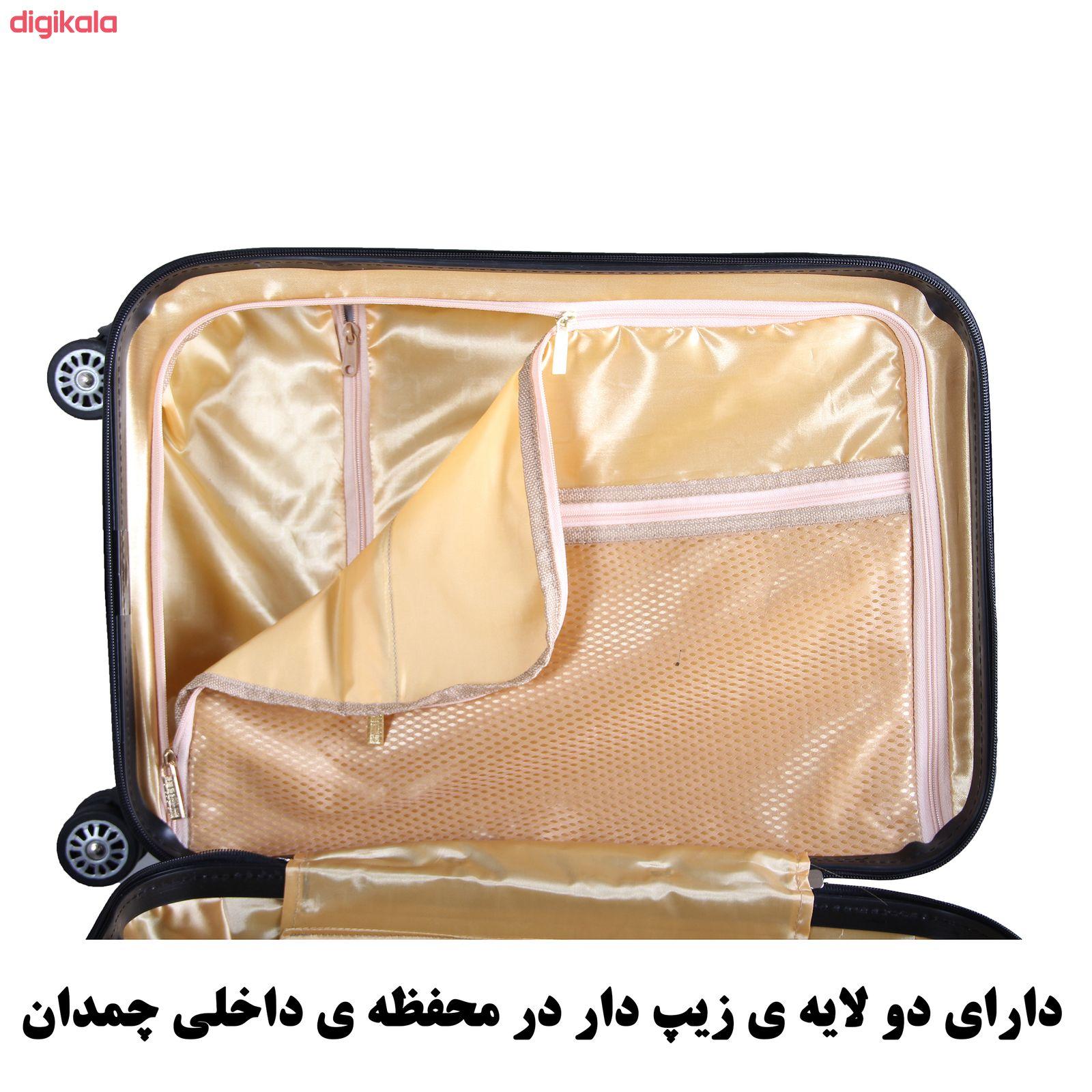 مجموعه چهار عددی چمدان اسپرت من مدل NS001 main 1 37