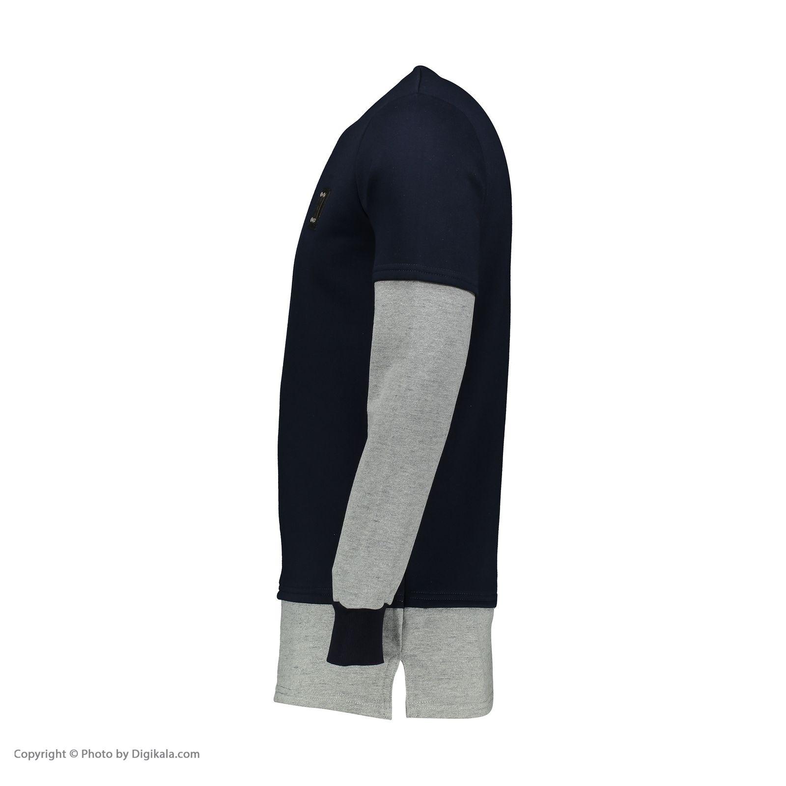 سوییشرت مردانه باینت کد 600-2 -  - 4