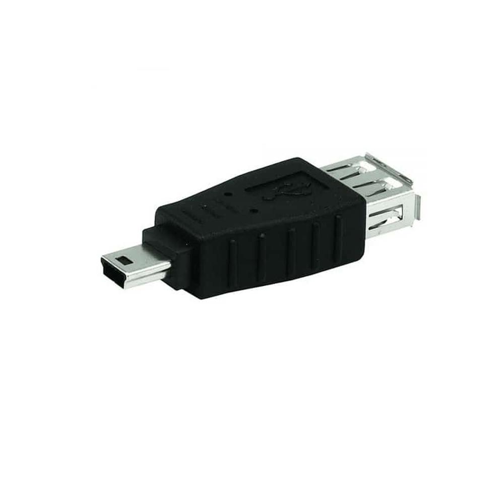 مبدل USB به miniUSB مدل RA-100