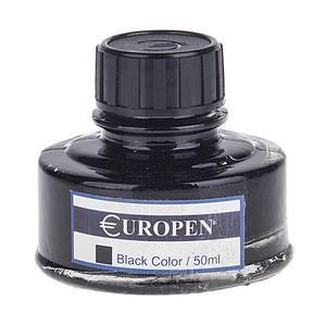 جوهر خودنویس یوروپن - حجم 50 میلی لیتر