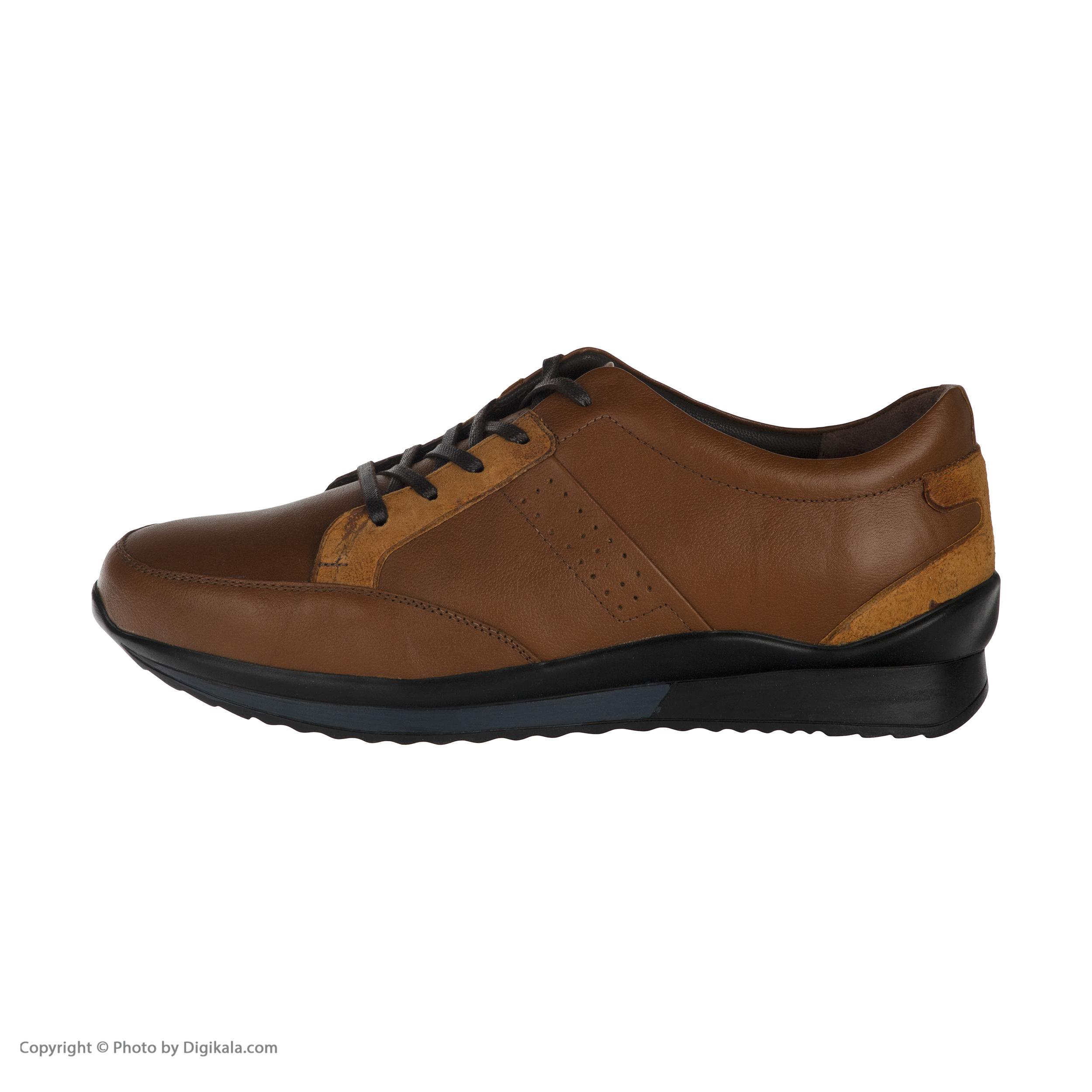 کفش روزمره مردانه بلوط مدل 7298A503136 -  - 3