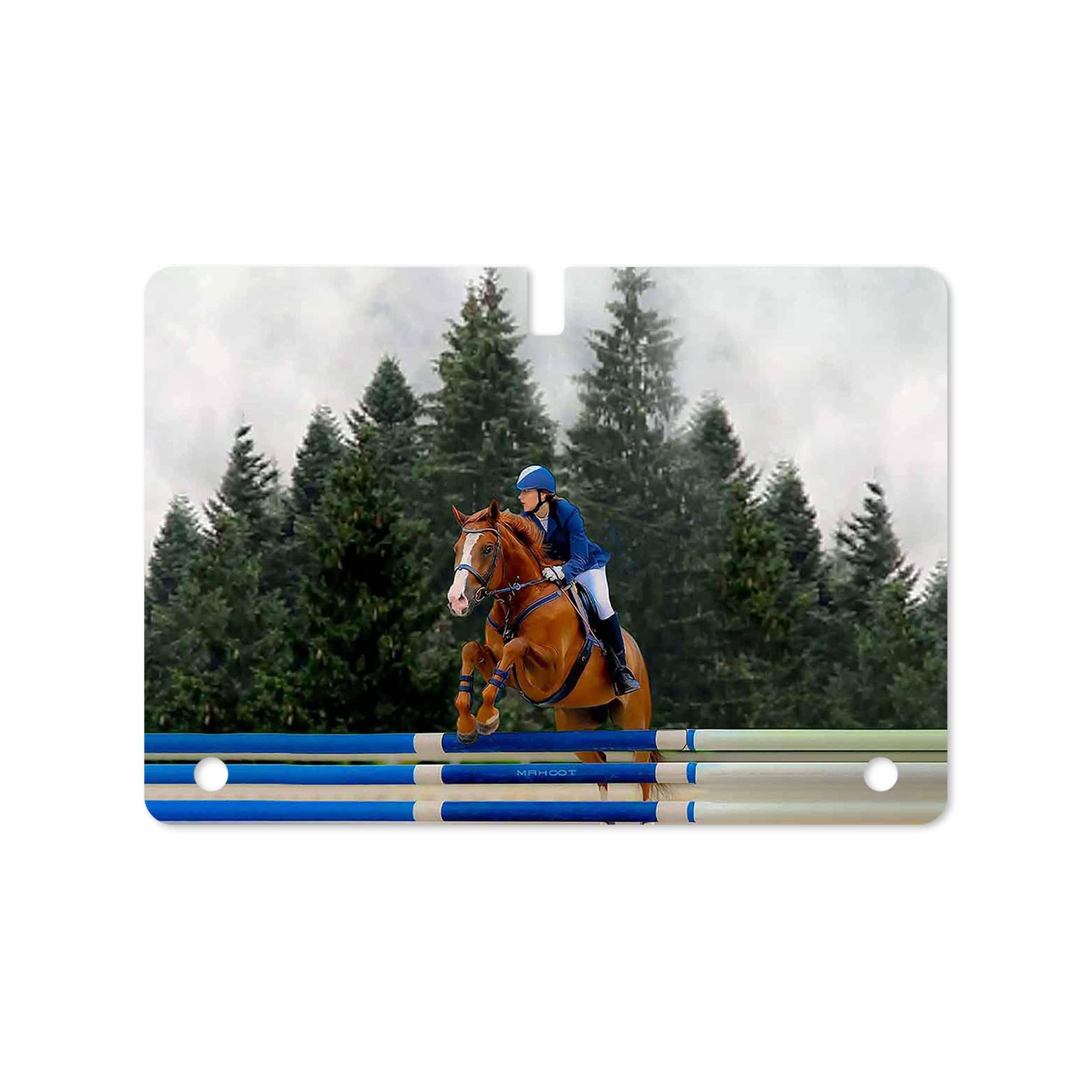 بررسی و خرید [با تخفیف]                                     برچسب پوششی ماهوت مدل Equestrianism مناسب برای تبلت سامسونگ Galaxy Tab S 10.5 2014 T805                             اورجینال