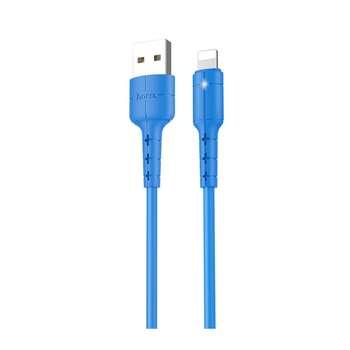 کابل تبدیل USB به لایتنینگ هوکو مدل X30 طول 1.2 متر