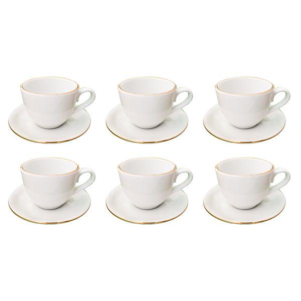 سرویس چای خوری 12 پارچه مقصود کد FN044
