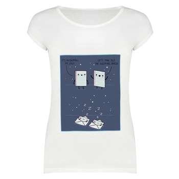 تی شرت زنانه مدل  SKH0005-000127