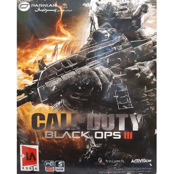 بازی CALL OF DUTY BLACK OPS 3 مخصوص PC