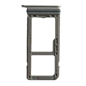 خشاب سیم کارت مدل G950-FD-Sil مناسب برای گوشی موبایل سامسونگ Galaxy S8 Dual