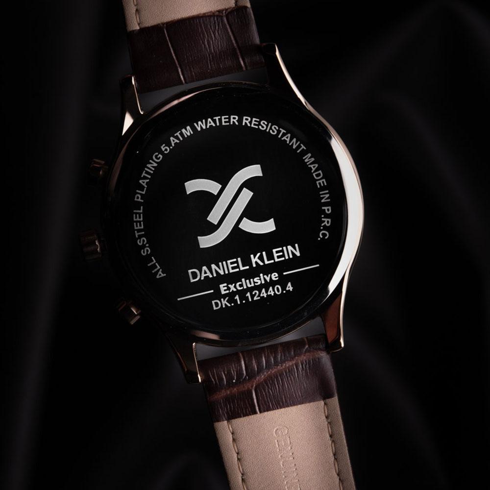 ساعت مچی عقربهای مردانه دنیل کلین مدل DK.1.12440.4