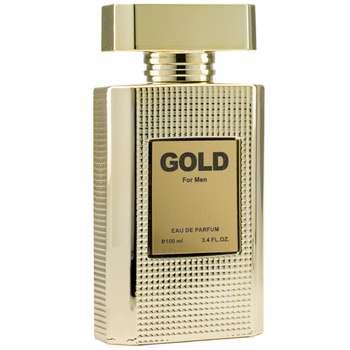ادو پرفیوم مردانه سیدونا مدل GOLD حجم 100 میلی لیتر