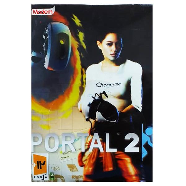 بازی portal 2 مخصوص pc