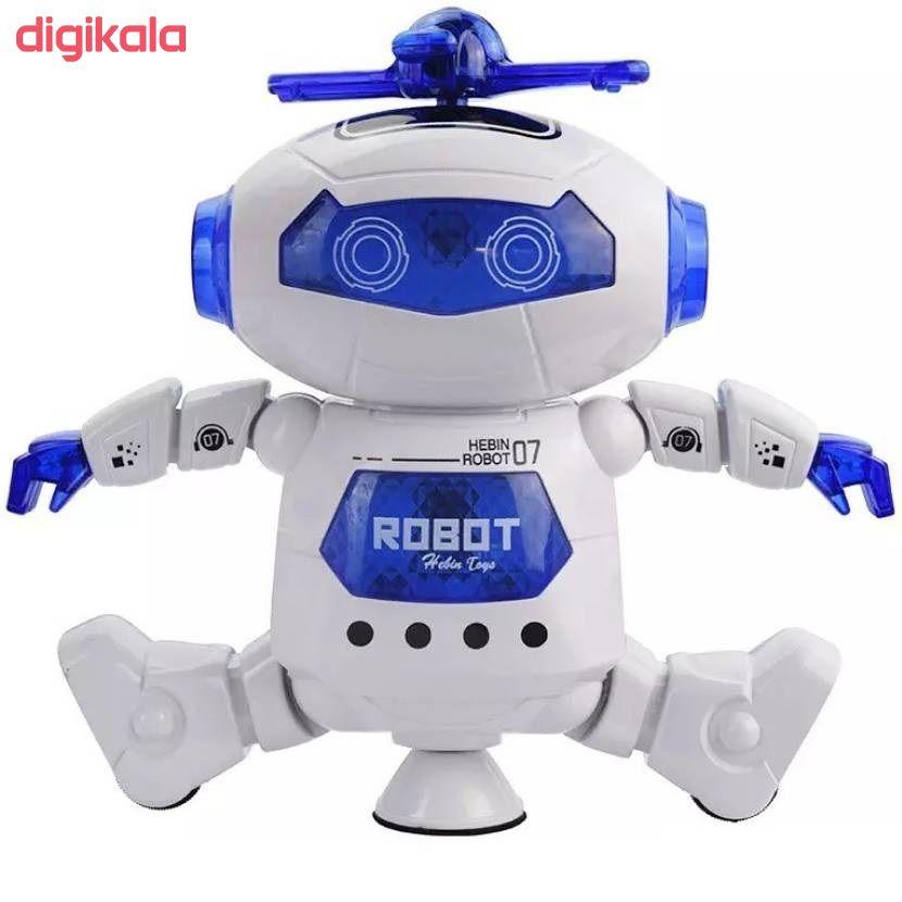 اسباب بازی مدل Dancing Robot main 1 1
