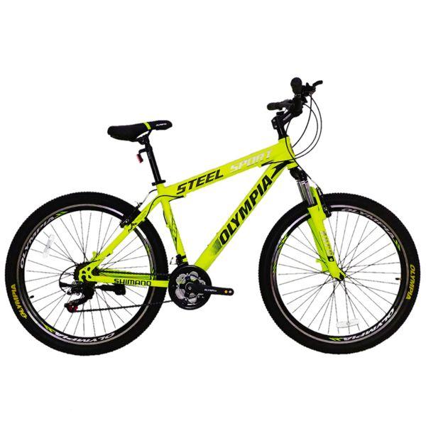دوچرخه کوهستان المپیا مدل STEEL SPORT سایز 27.5