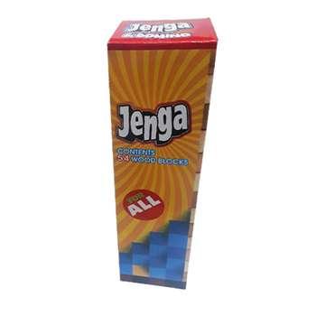 بازی فکری برج هیجان مدل Jenga