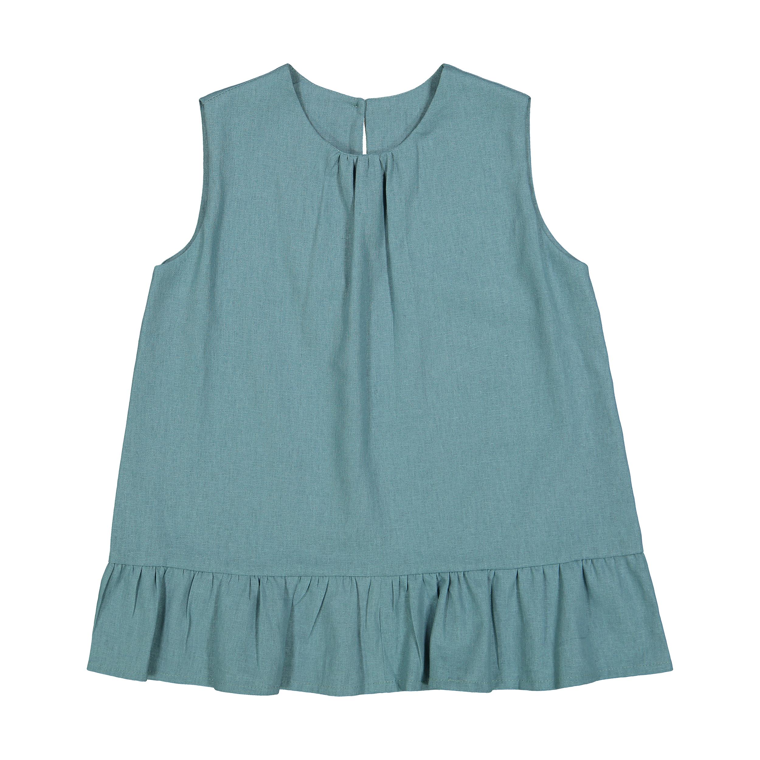 پیراهن دخترانه هیتو استایل مدل K11F185