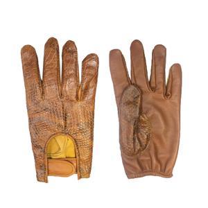 دستکش مردانه مدل چرم مون مدل ython