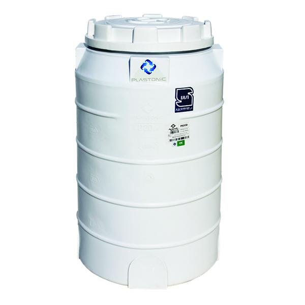 قیمت                                      مخزن آب پلاستونیک مدل 6307 گنجایش 220 لیتر